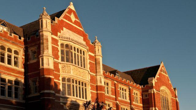 Victoria University of Wellington Hunter Building