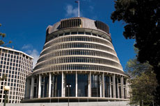the beehive - Parliament