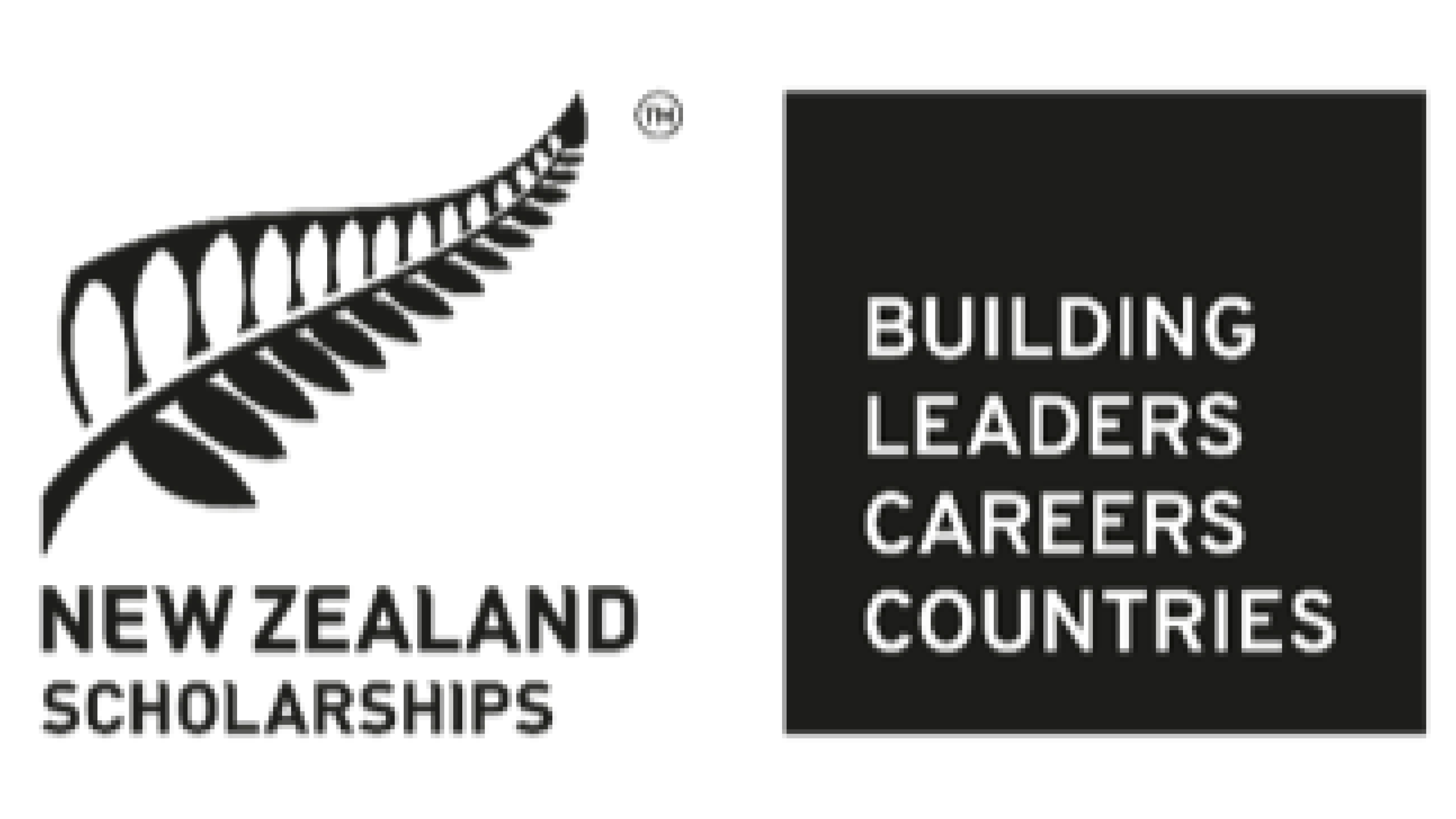 NZS logo. Text reads, Building, Leaders, Careers, Countries.