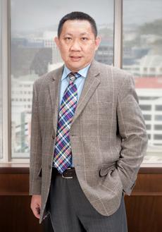 Professor Siah Hwee Ang