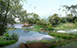 Artist's impression of landscape design