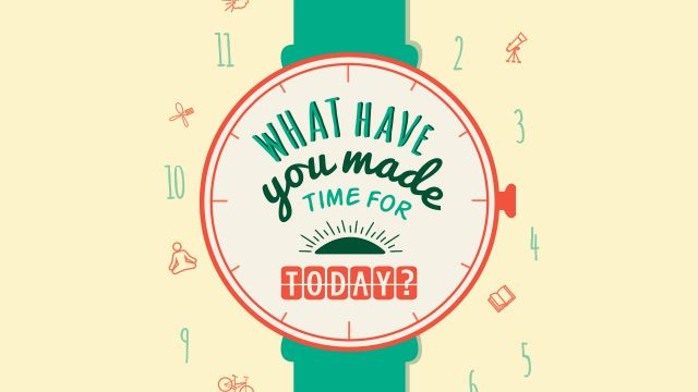 Find out how you can optimise your time while studying.