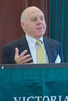 Professor Bob Buckle