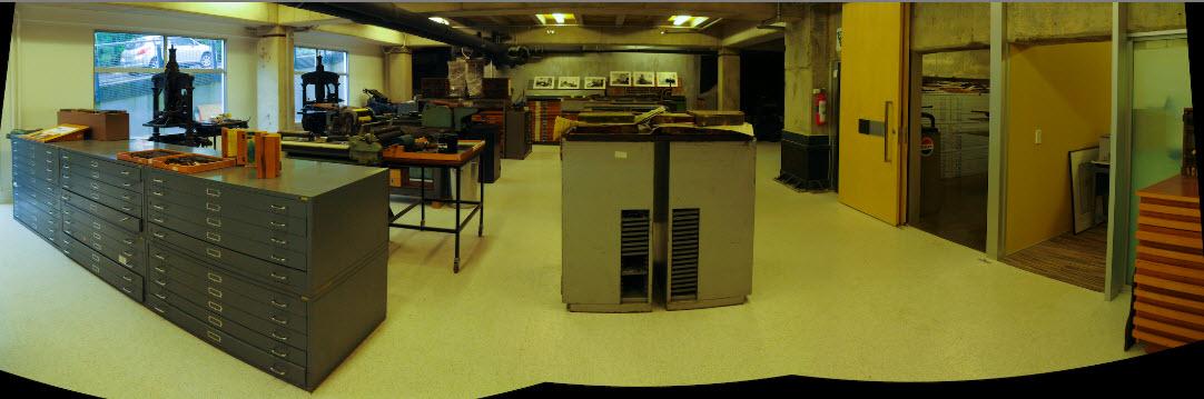 Wai-te-ata Book Arts Studio