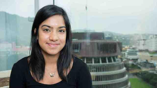 International Relations Masters Student Karishma Patel