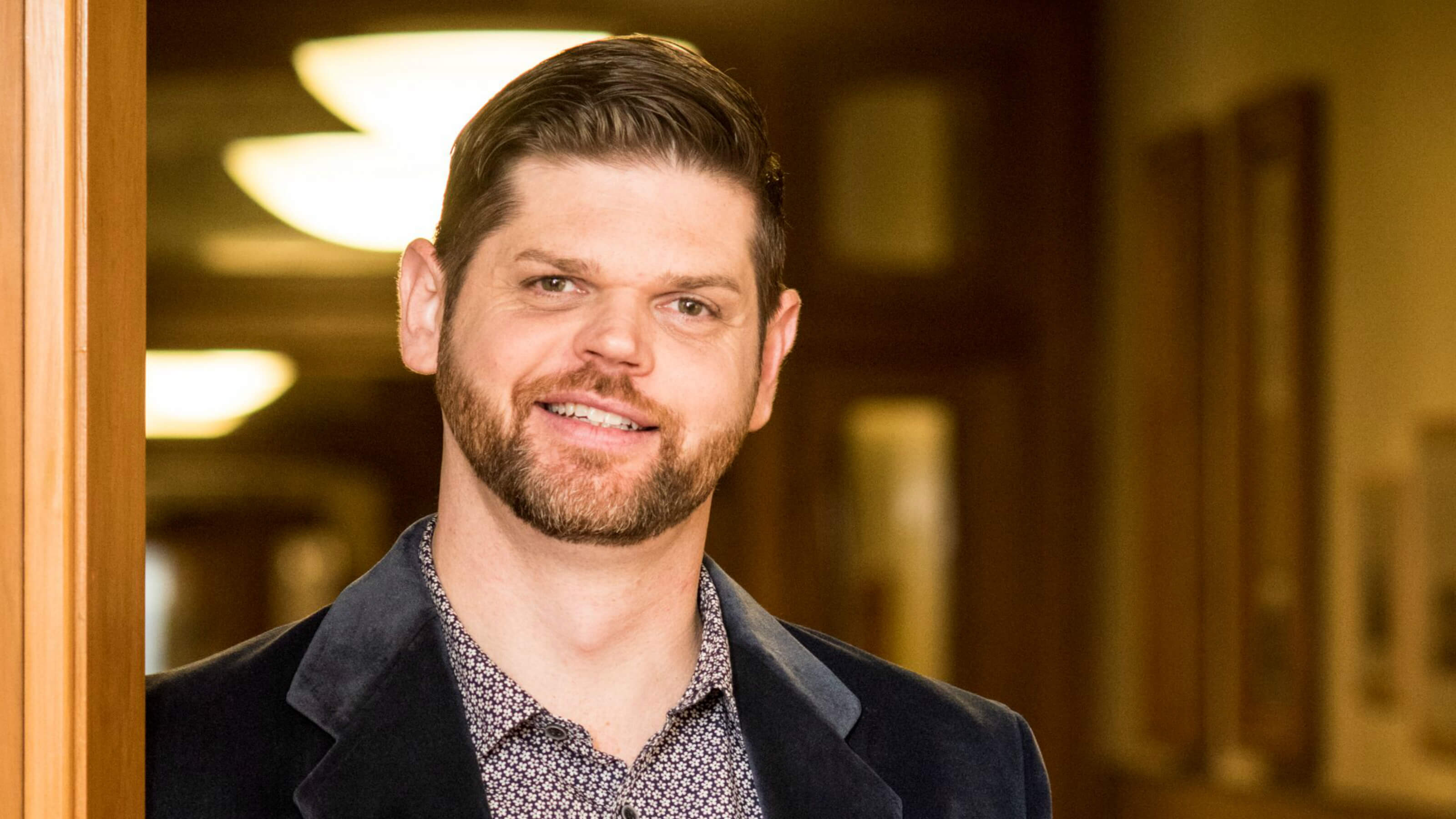 International Law PhD candidate Nathan Ross