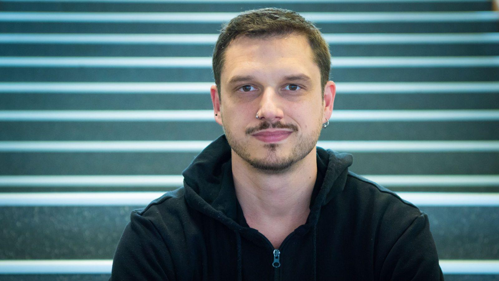 PhD Candidate Gerard Janse van Rensburg