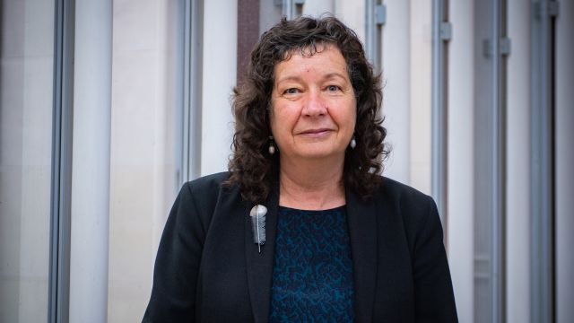 Provost Professor Wendy Larner