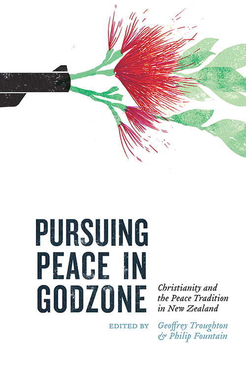 Pursing Peace in Godzone cover