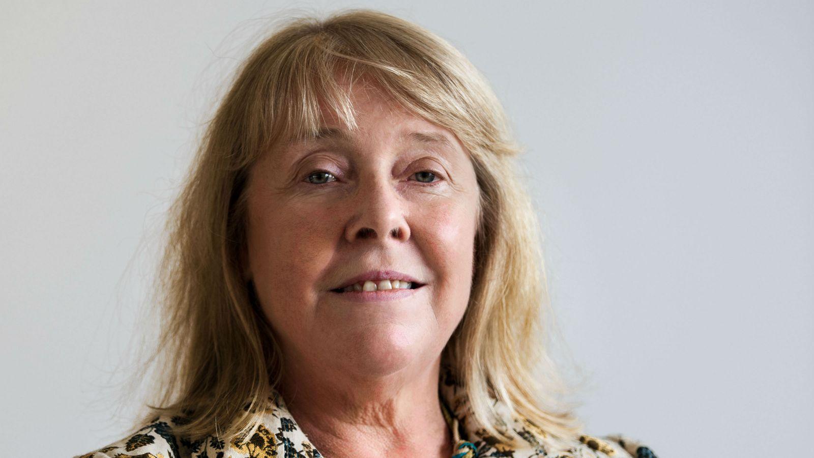 A portrait of Joanne Crawford