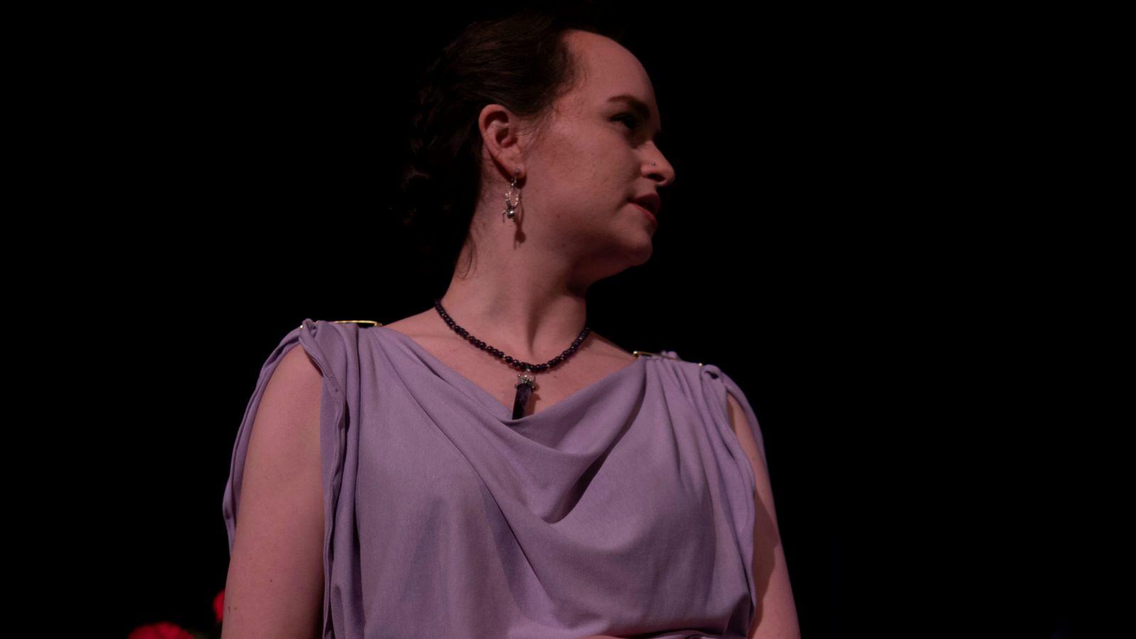 Eilish Draper as Clytemnestra