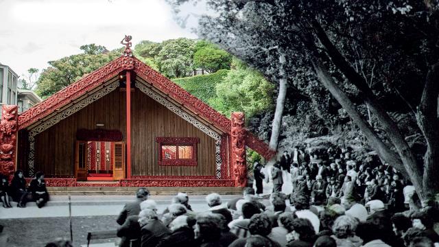 30 Years of Te Herenga Waka Marae