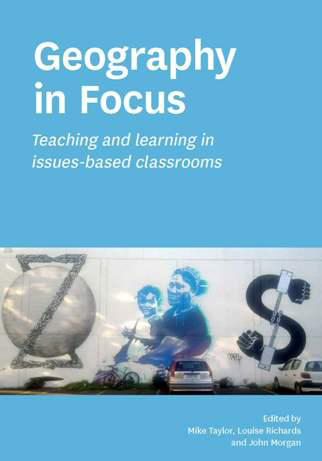 Geography in focus book edited by Mike Taylor