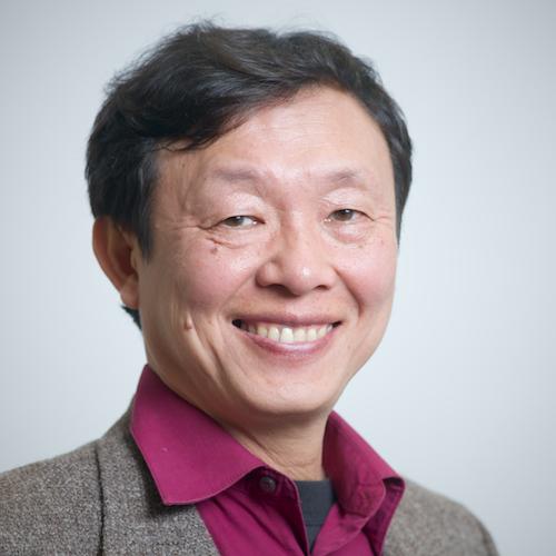 Prof James Liu profile-picture photograph
