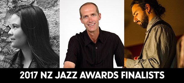 Jazz composition finalists