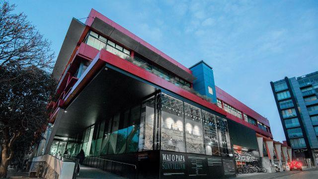 Victoria University of Wellington's main building on Te Aro campus