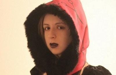 Author Viola di Grado. (Image courtesy of Auckland Writers Festival)