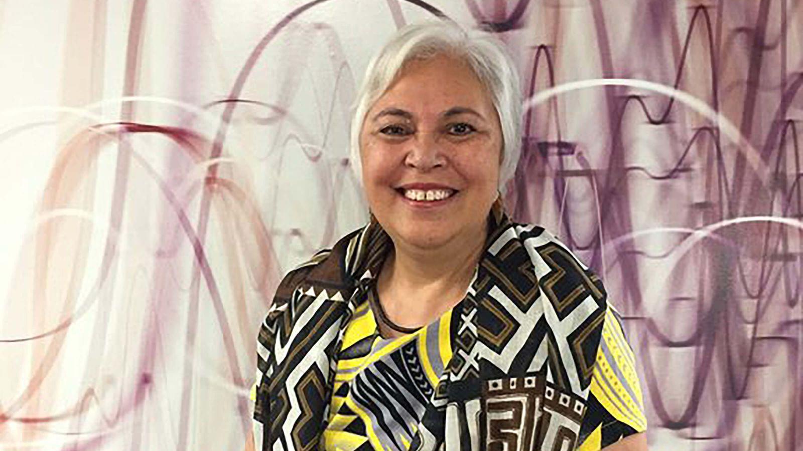 Dame Luamanavao Winnie Laban (Image credit: RNZ/Denver Grenell)