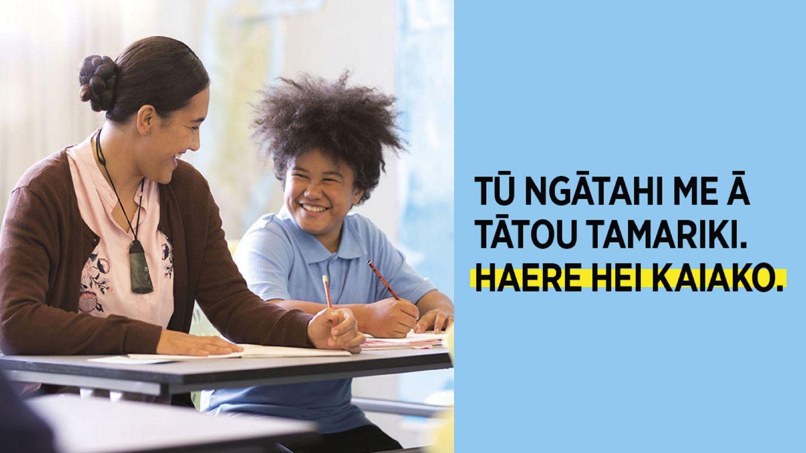 Become a teacher tereo