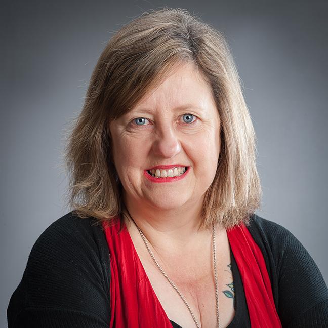 Susan Harris profile-picture photograph