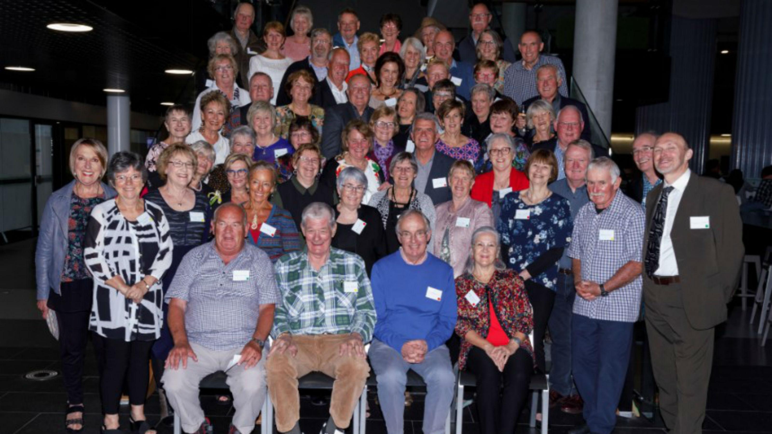 Wellington Teachers College reunion