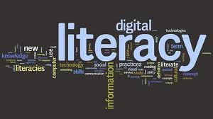 Digital Literacy words