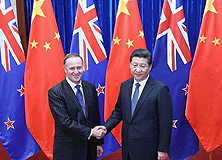 NZ's China Policy