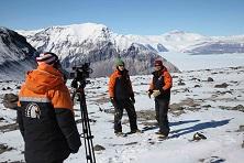Filming-in-Antarctica