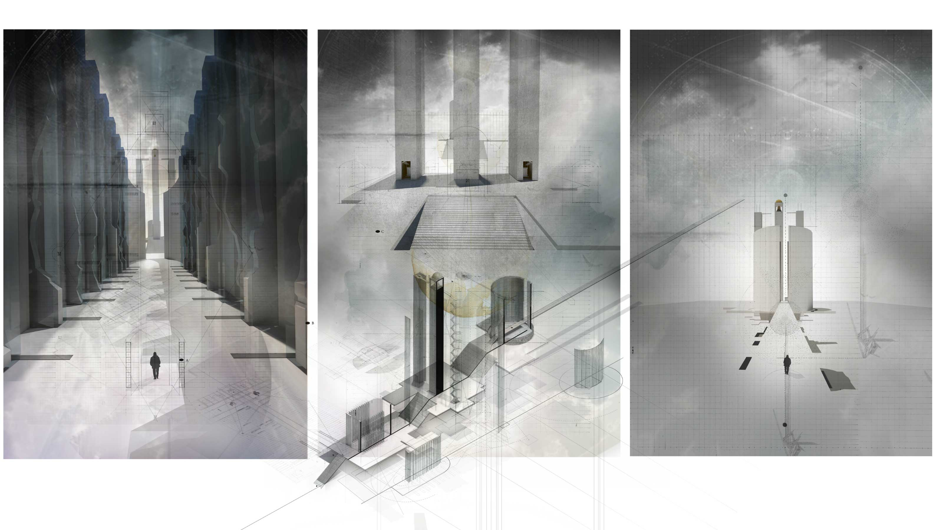 Coptic Ruins Reincarnated A Prizewinning Work In IDEA Competition For INTA 591 Thesis