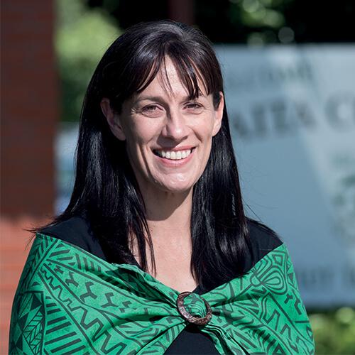 Karen Morgan, Victoria Alumni