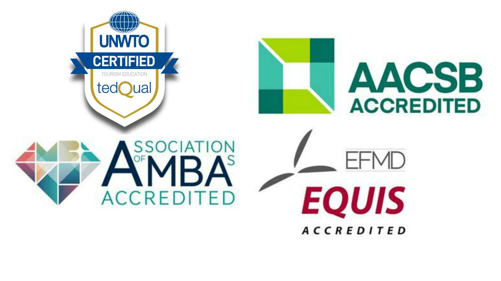 School of Management's accreditation