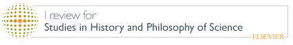 Logo for Studies in History and Philosophy of Science