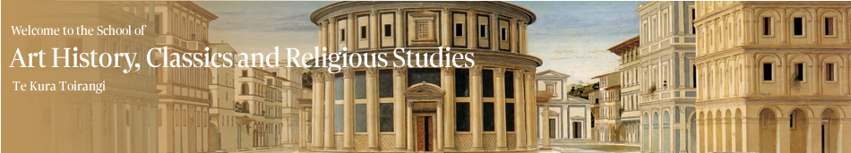 School of Art History, Classics and Religious Studies
