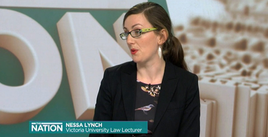 Dr Nessa Lynch on The Nation