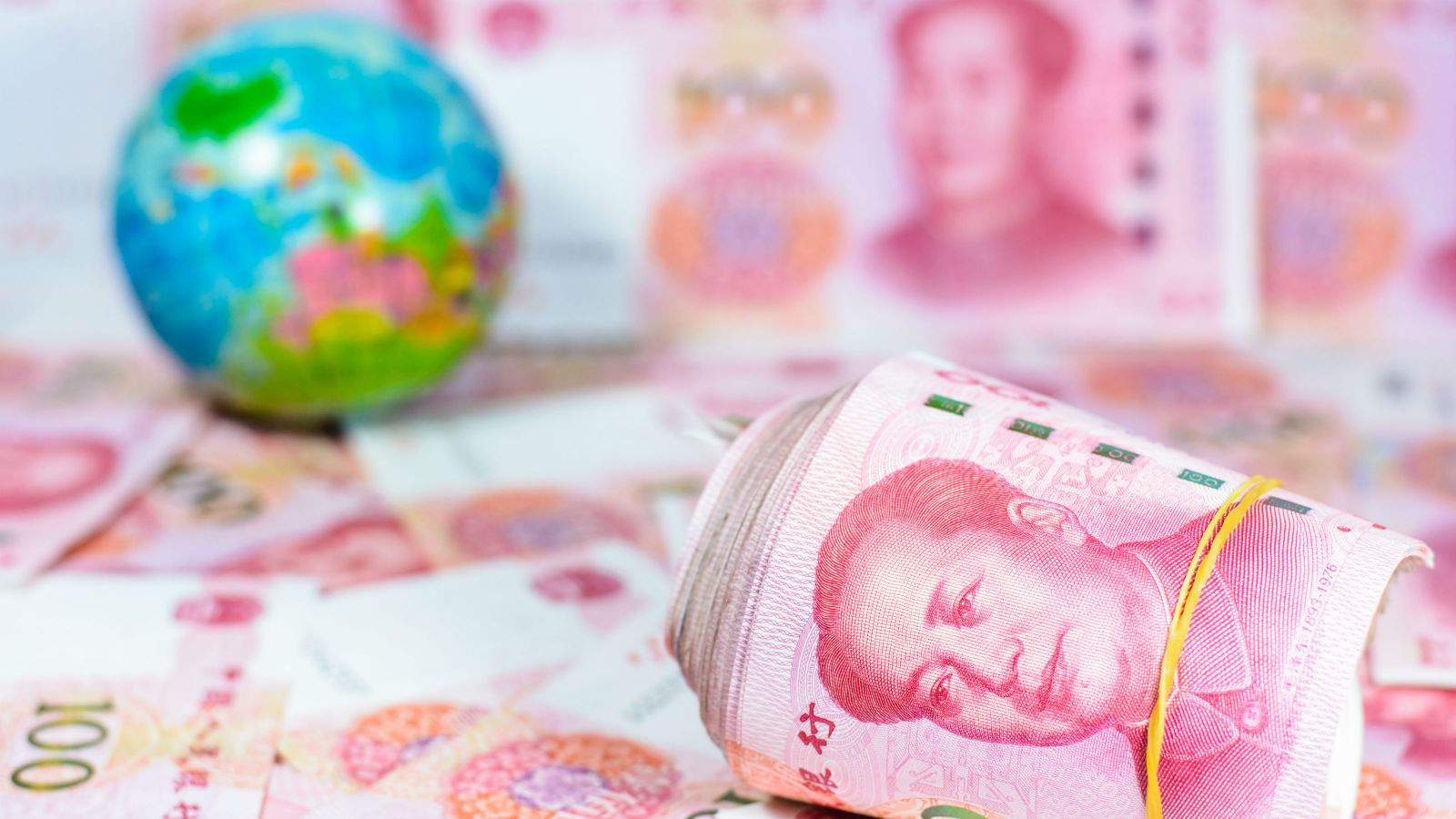 RMB and the globe