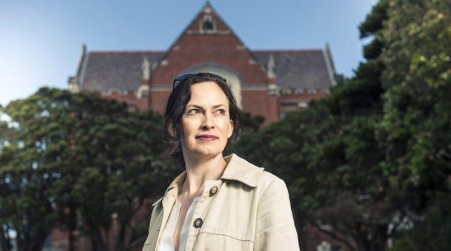 Associate Professor Rebecca Priestley
