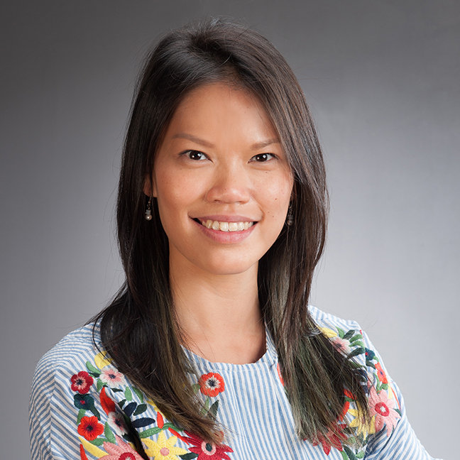 Dr Janice Cheng profile-picture photograph