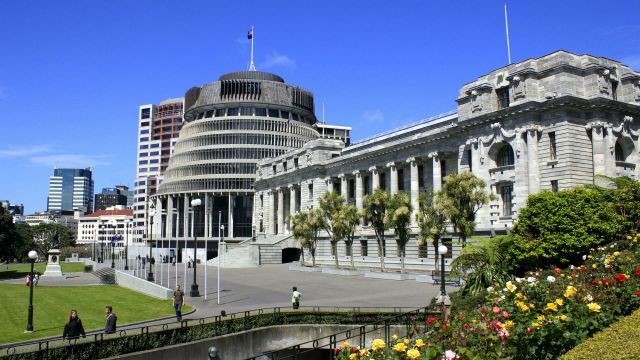 Victoria University of Wellington–1st for research intensity