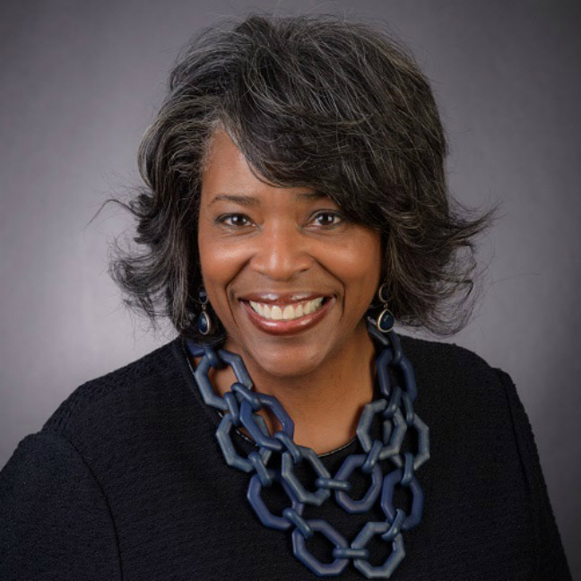 Professor Olenda E. Johnson profile-picture photograph