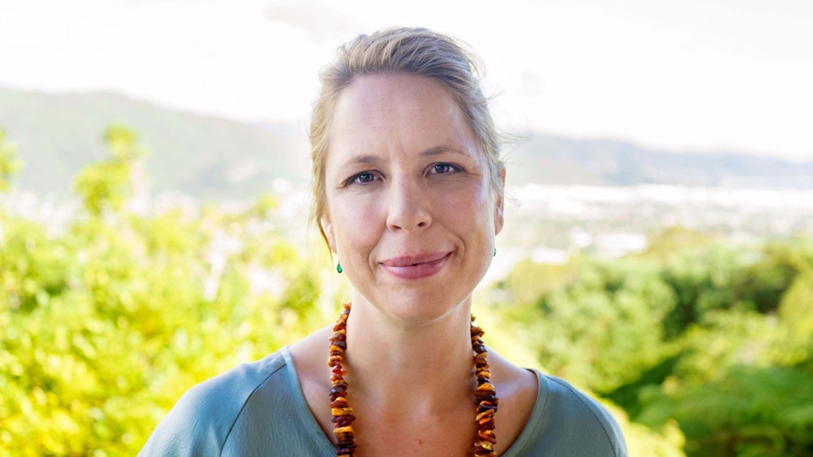 Cynthia Hunefeld, the founder of HerbScience