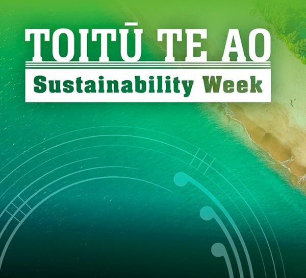 Sustainability week logo