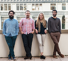 Cogo Digital founders