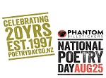 National Poetry Day 2017 logo
