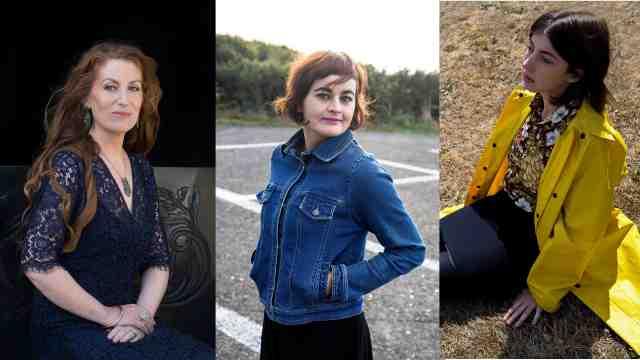 Catherine Chidgey, Ashleigh Young and Hera Lindsay Bird