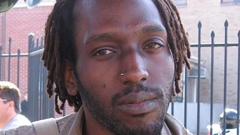 Kei Miller (photograph courtesy of New Zealand Festival Writers Week programme)