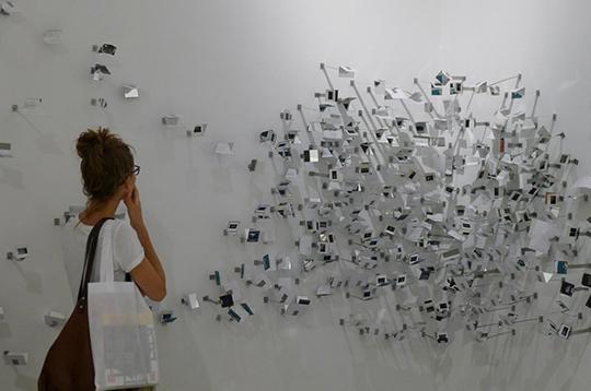 Familial Clouds Exhibition