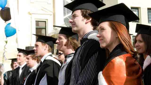 Victoria graduates