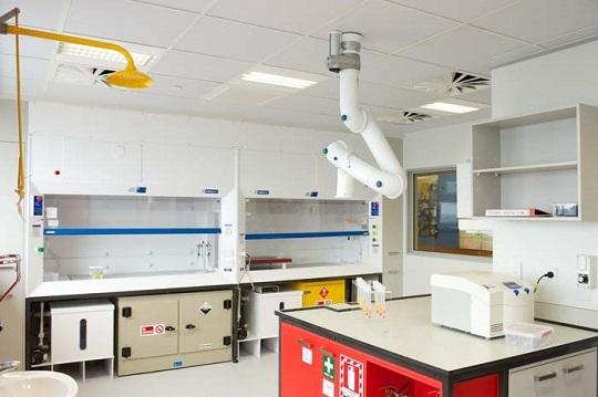 Cosmogenetic Nuclide Lab