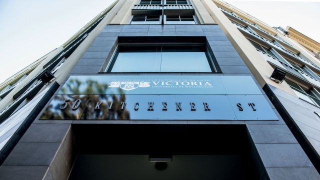 Victoria's new premises in Auckland CBD