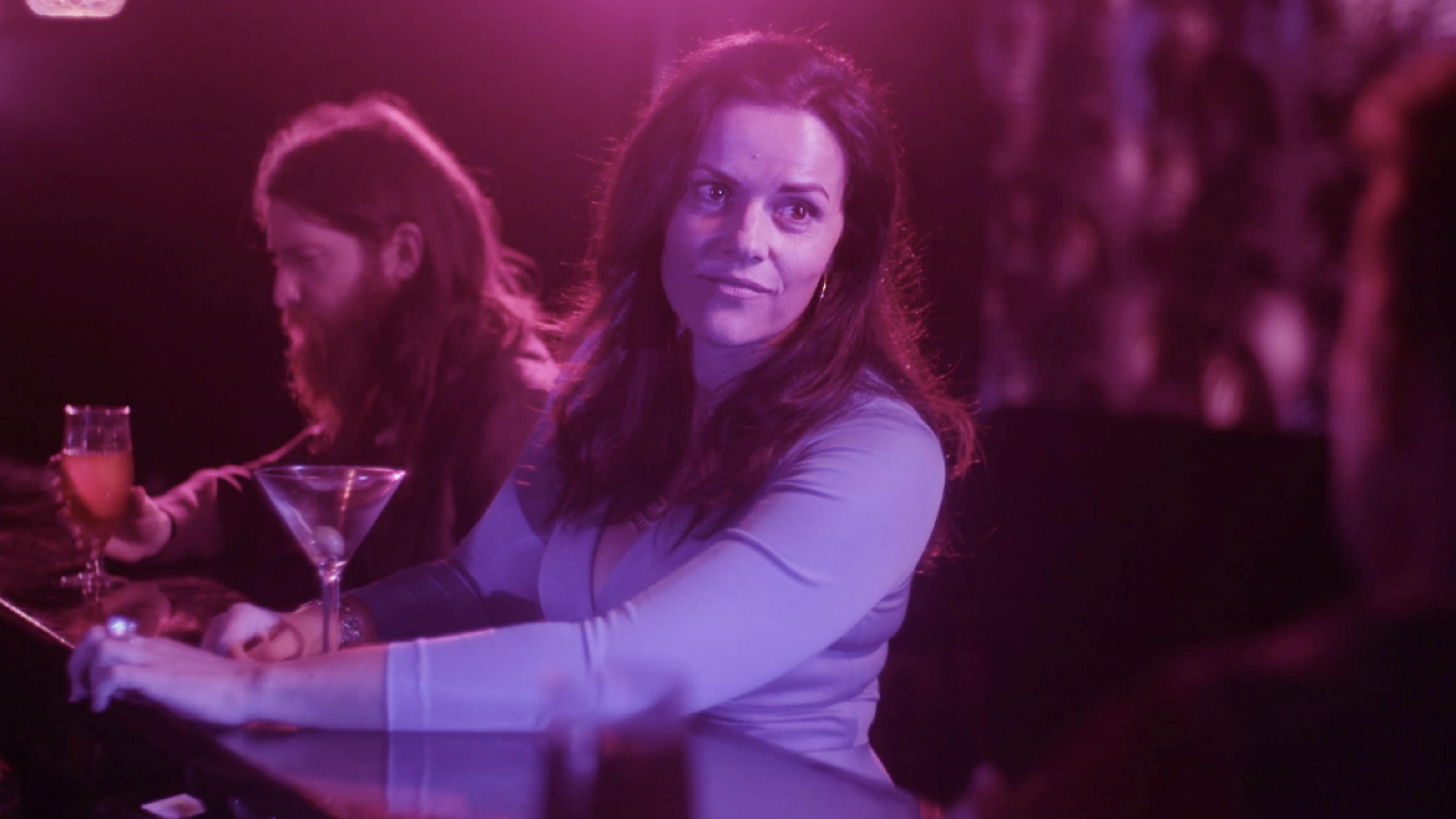 Amanda Billing in 'The Sisterhood'